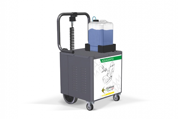 AquaSany-R - Sanificatore carrellato