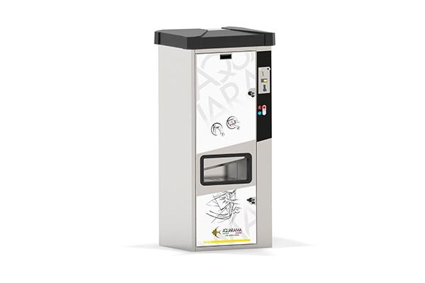 Paper dispenser Aquarama