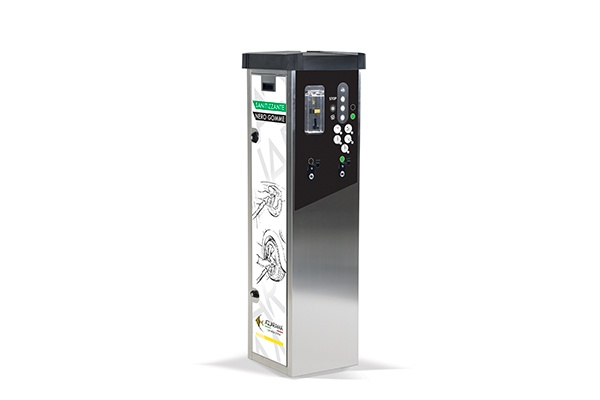 N-line dispenser for two products Aquarama