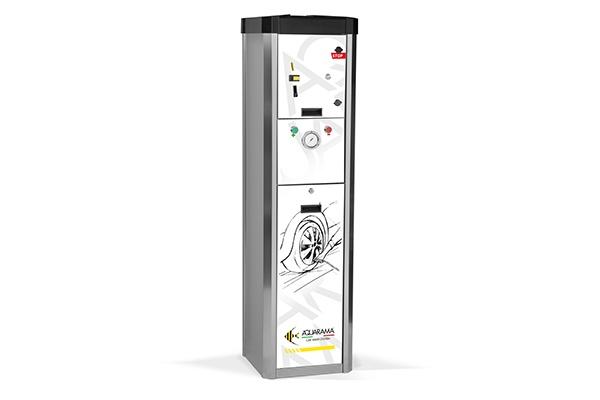 Reifen Luft Pumpe Aquarama