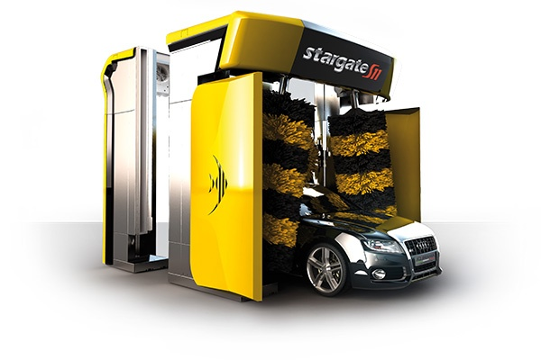 stargate s11 Portique de lavage automobile Aquarama