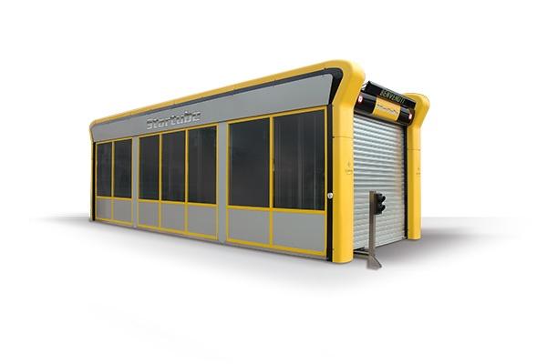 startube Car Wash Tunnel Aquarama