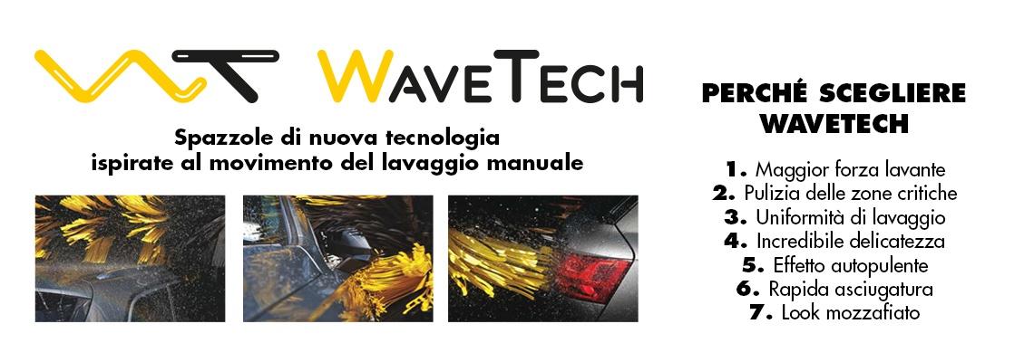 Spazzole WaveTech