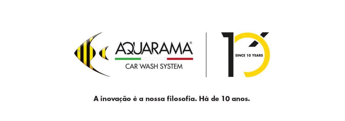 10 anos Aquarama