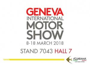 GENEVA INTERNATIONAL MOTOR SHOW 2018 05