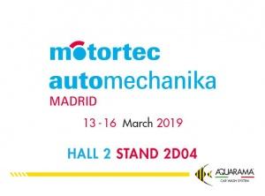 Motortec Automechanika Madrid 2019