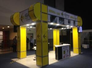 Aquarama Stand Expogas Monterrey