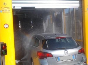 Tunnel Carwash Startube Aquarama