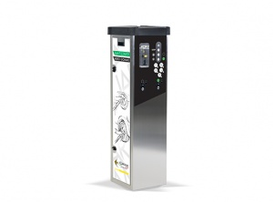 N-line dispenser for two products